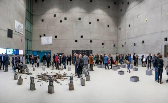 BIEGUNY w Kregach Sztuki, CUBE,  Muzeum Śląskie, 23.10.2014